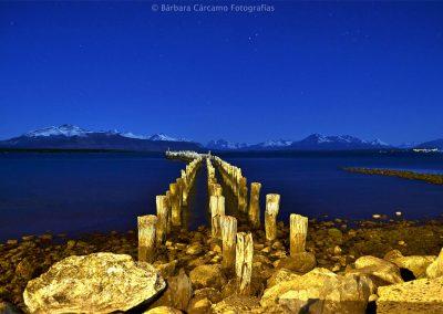 Paisaje Puerto Natales - Torres del Paine